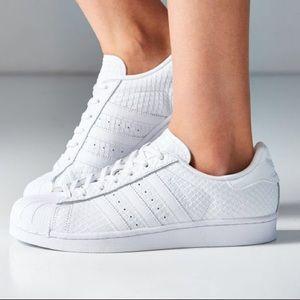adidas Originals Snakeskin Superstar Sneaker